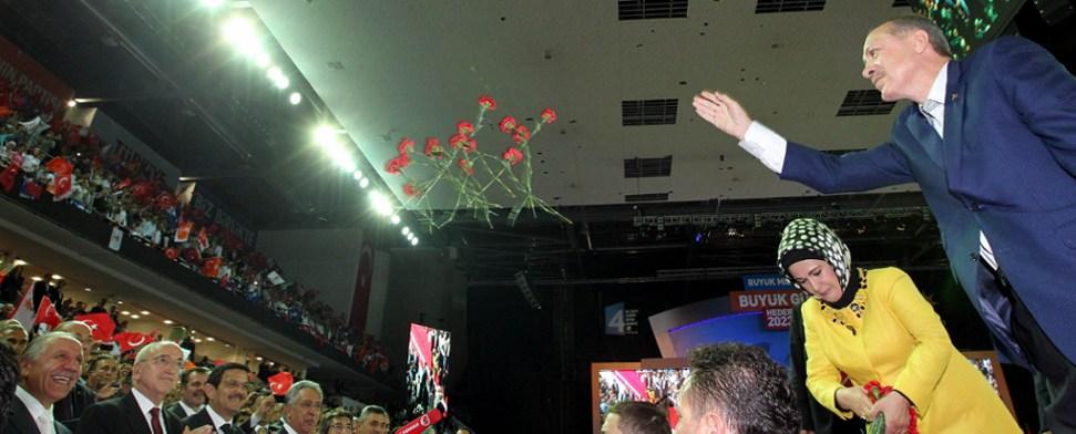 Erdogan stellt Weichen für Veränderung