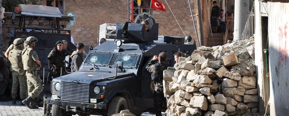 30 Tote bei PKK-Angriff in der Südosttürkei