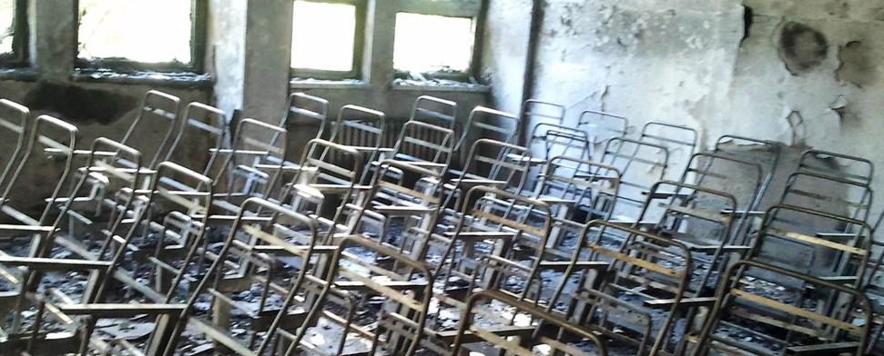PKK zündet Schule in Hakkari an
