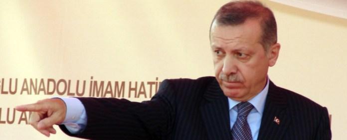 """Erdoğan: """"Situation in Syrien von internationaler Dimension"""""""