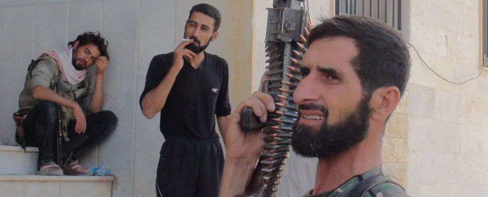 Oppositionstreffen in Damaskus: FSA-Zentrale nun in Syrien