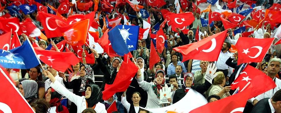 Regionale Entwicklungen beeinflussen den AKP-Kongress