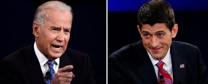 Biden/Ryan: Leistungsgerechtes Unentschieden