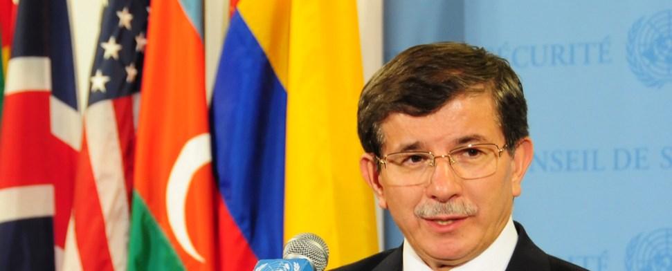 Davutoğlu: Menschenleben sind kein Verhandlungsgegenstand
