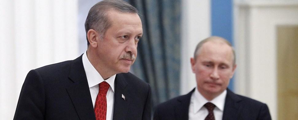 Dringender Gesprächsbedarf zwischen Russland und der Türkei