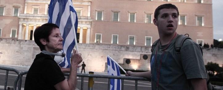 Merkel besucht krisengeschütteltes Griechenland