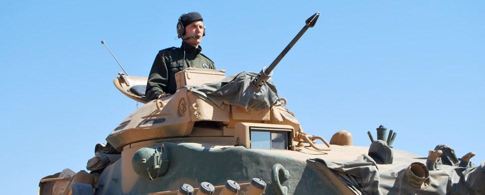 Türkei und Katar: Zusammenschluss der Rebellen Bedingung für Waffenlieferung