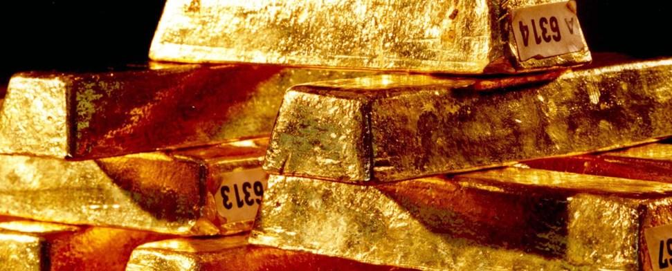 2266 t deutsches Gold lagern in Paris, New York und London