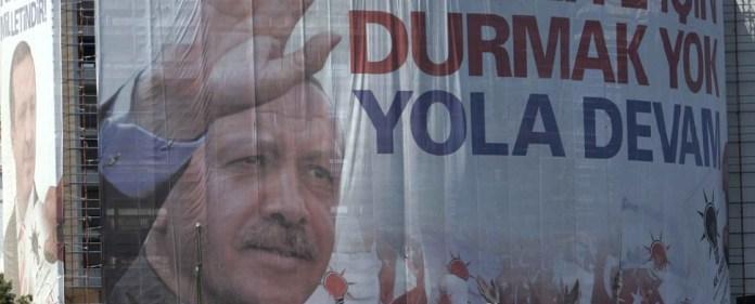 Der starke Mann am Bosporus