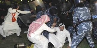 Kuwait erlebt größte Demonstration seiner Geschichte