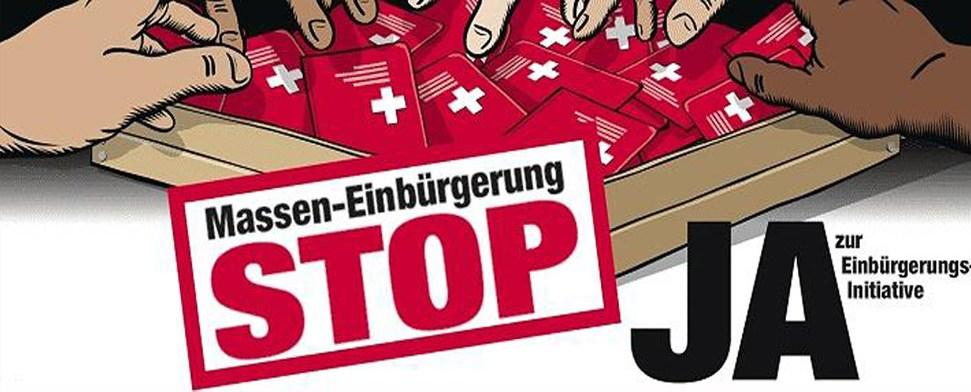 Ecopop: Rechte Front gegen Zuwanderung und wirtschaftliche Freiheit
