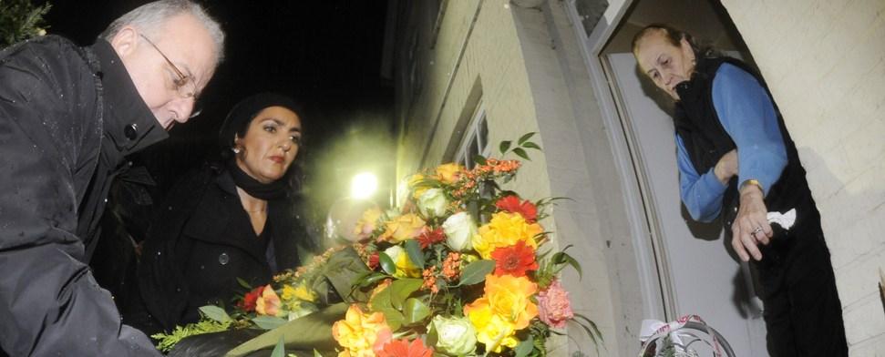 Mölln-Opfer Ayten Arslan ist nicht gut auf die Türkei zu sprechen