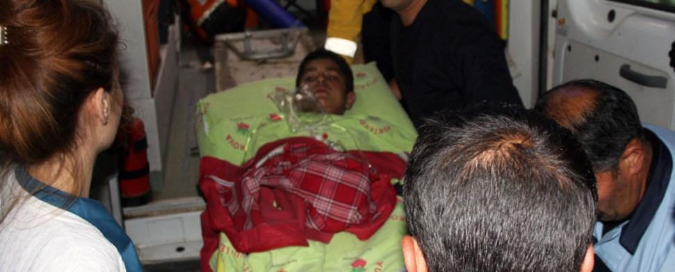 Autobombe tötet 11-jähriges Kind