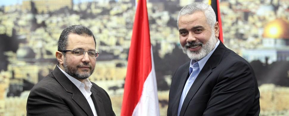 """""""Arabische Führer sollen Beispiel Ägyptens folgen"""""""