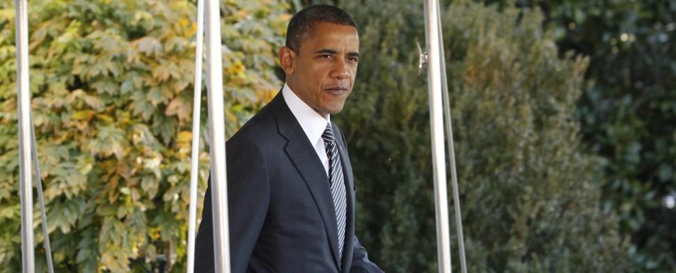 """Der letzte """"Superheld"""" der letzten Supermacht: Barack Obama"""