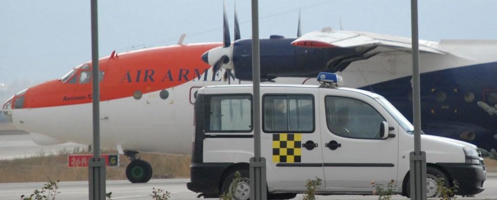 Türkei durchsucht erneut ein Flugzeug
