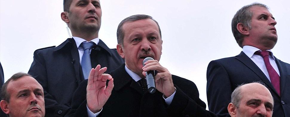 """""""Wenn wir ein Präsidialsystem schaffen, muss es ein türkisches sein"""""""
