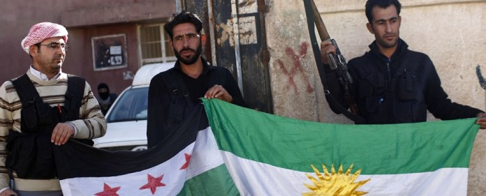 Ethnischer Konflikt unter den Gegnern Assads?