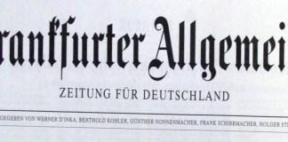 FAZ, Gülen und die Europa-Rede von Schulz