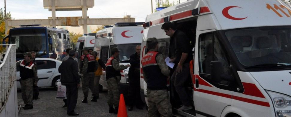 Inhaftierte PKK-Terroristen beenden ihren Hungerstreik