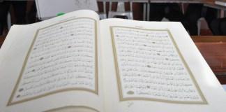 Koran und das Leben des Propheten im Lehrplan der militärischen Schule