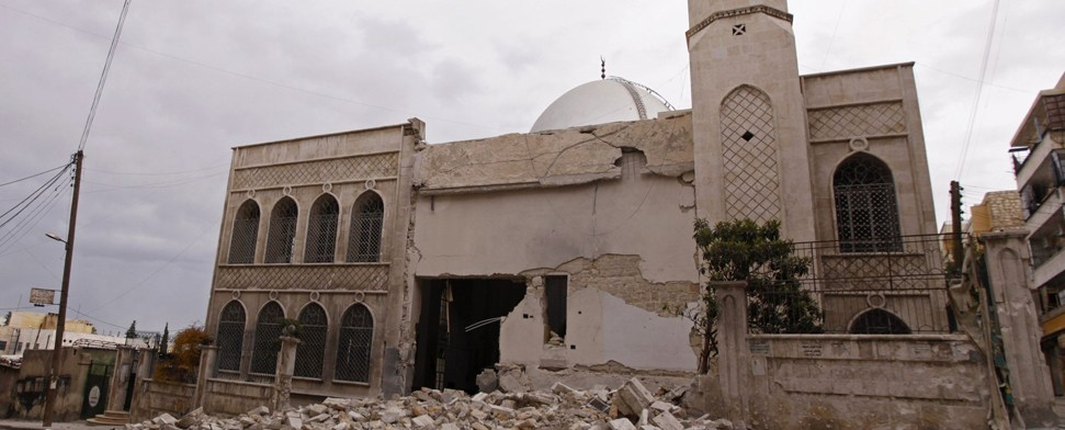 Warum will die UNESCO Aleppo nicht sehen?