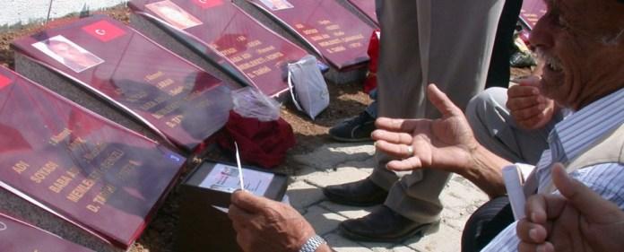 """""""Soldaten wurden der PKK vor die Füße geworfen"""""""