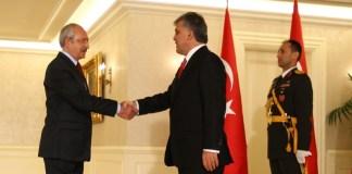 Wahl zum Staatspräsidenten: CHP will Abdullah Gül unterstützen