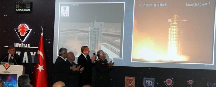Meilenstein für türkisches Raumfahrtprogramm