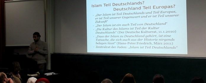 """""""Verfassungspatriot und gläubiger Muslim – das ist kein Widerspruch"""""""