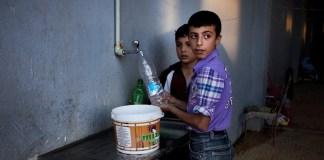 Lage der syrischen Flüchtlinge verschlechtert sich zunehmend