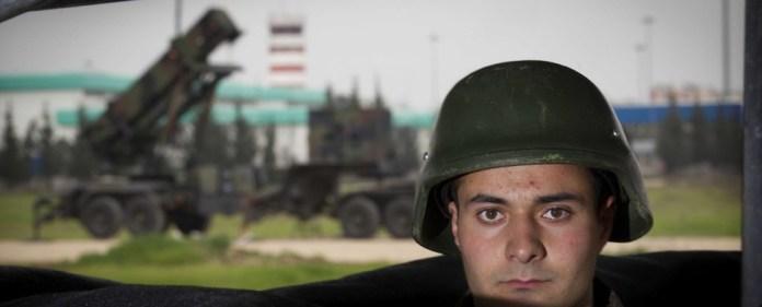 Iran warnt vor einem Angriff auf Syrien