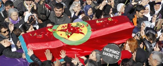 Cansız, Doğan und Söylemez in der Türkei beigesetzt