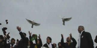 """Friedensverhandlungen mit der PKK: """"İmralı muss Geschichte werden!"""""""