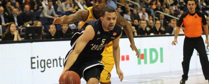 Efes Istanbul gewinnt Schlagabtausch gegen ALBA Berlin