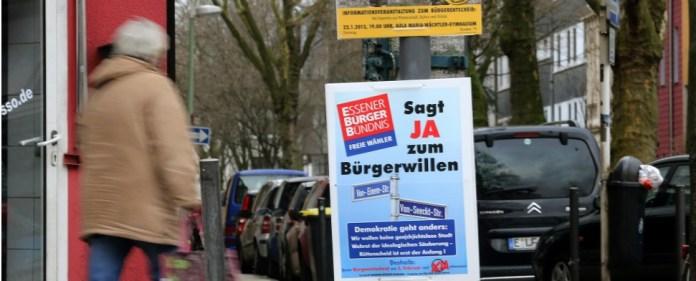Direkte Demokratie statt Sprachlosigkeit!