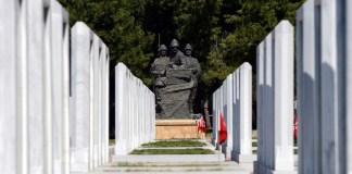 """Deutscher """"Paşa"""" half bei der Verteidigung der Dardanellen"""