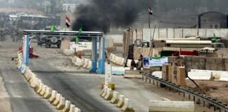 Der Irak gerät in die Wirren des syrischen Bürgerkriegs