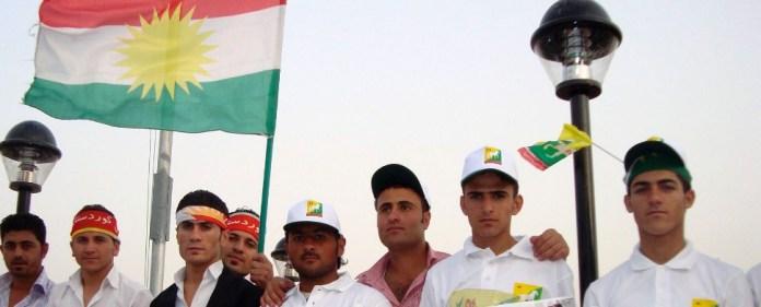 Den Kurden zur Seite stehen
