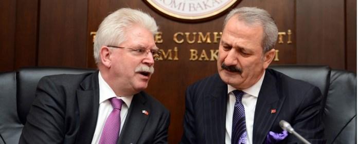 """Türkische Wirtschaft: Bayern sieht """"Riesenpotenzial"""""""