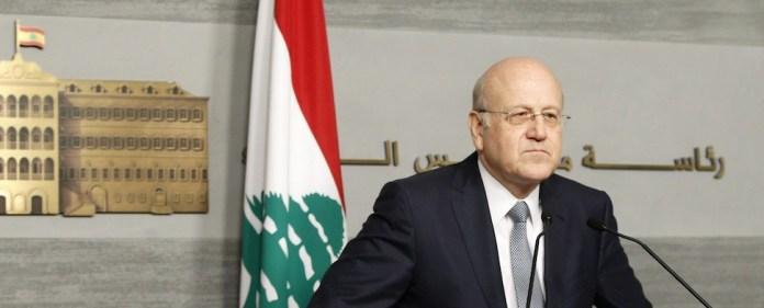 Syrienkonflikt bringt libanesische Regierung zu Fall