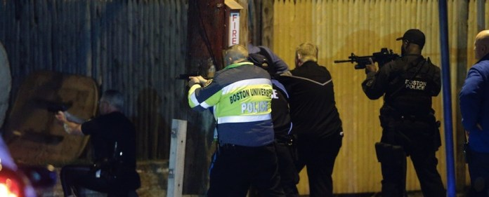 Boston: Sicherheitskräfte töten einen Verdächtigen
