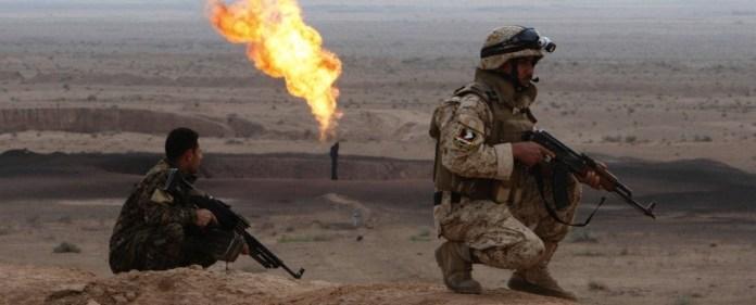 Türkei baut Ölpipeline für Arbil