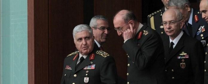 Türkei: Die Armeespitze bedarf einer grundlegenden Umgestaltung