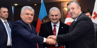 Kaukasus: Türkei, Aserbaidschan und Georgien festigen Kooperation