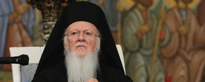 Patriarch Bartholomäus: Gott und der Staat werden mich beschützen