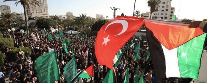Palästina: Konfliktlöser Türkei