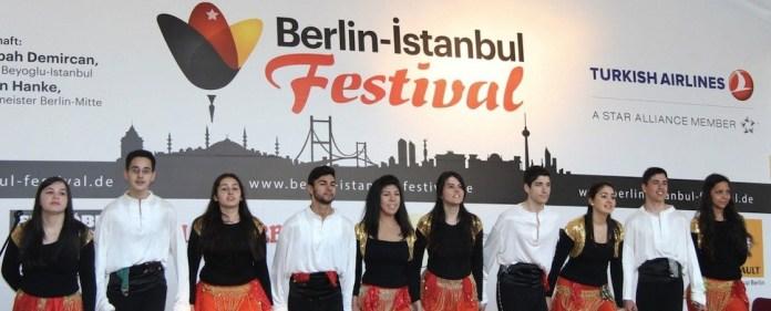 Berlin-Istanbul Festival auf dem Potsdamer Platz