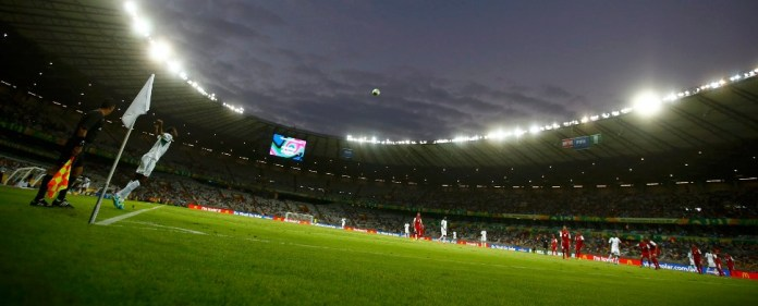 Testlauf für Fußballstars und Nachtschwärmer