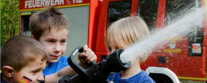 Weiterhin keine Rechtsgrundlage für Kinderfeuerwehren in NRW